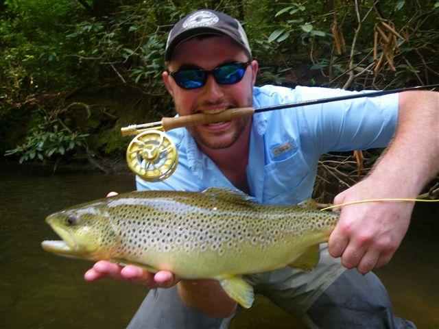 Gus blackhawk fly fishing for Blackhawk fly fishing