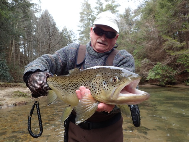 Winter flyfishing is awesome blackhawk fly fishing for Blackhawk fly fishing