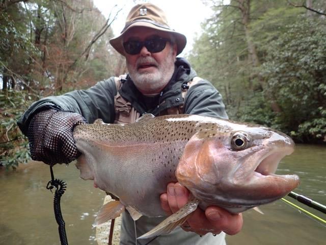 Monster trout blackhawk fly fishing for Blackhawk fly fishing