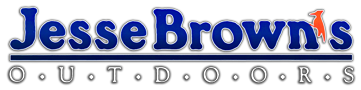 The Jesse Brown's Outdoors logo