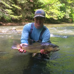 Joey cleveland blackhawk fly fishing for Blackhawk fly fishing